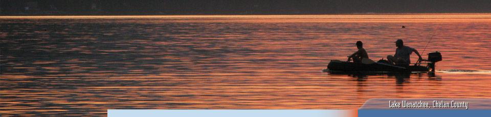 waskington state lake images