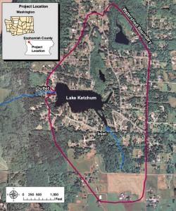 The Lake Ketchum Watershed