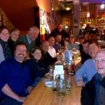 WALPA 2012 attendees