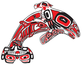 Squaxin Island Tribe logo