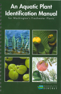 Ecology's aquatic plant identification field guide